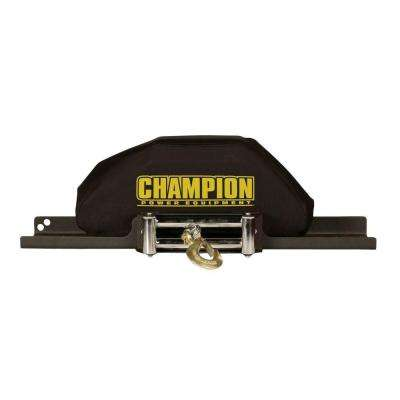 Large Neoprene Winch Cover for 8000 lb. - 10,000 lb. Champion Winches