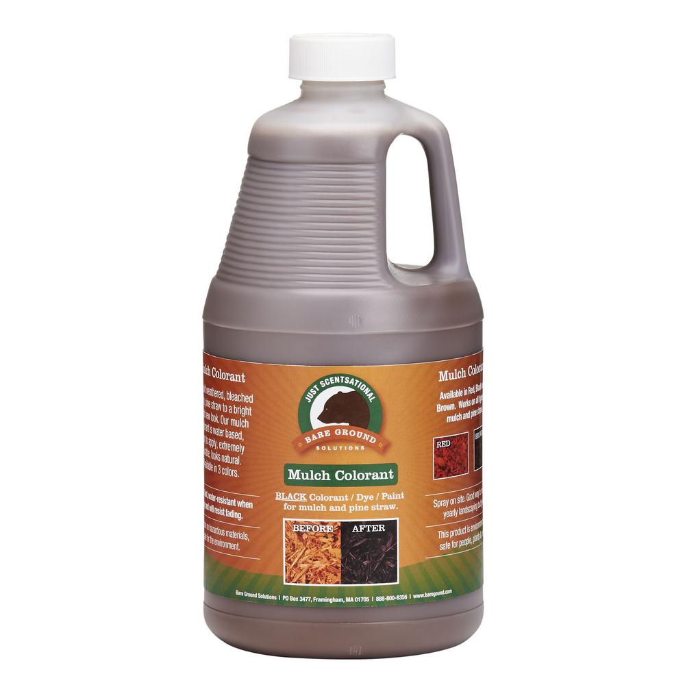Just Scentsational 1 2 Gal Brown Mulch Colorant