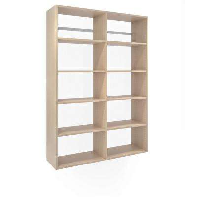 72 in. H x 50 in. W Chai Latte Garage Shelf Storage Kit