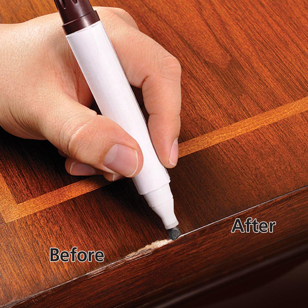 Kitchen Chairs Scratch Wood Floor: Wood Furniture Floor Repair Markers Restoration Stain