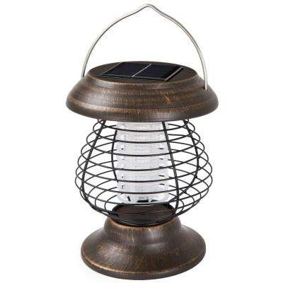 Solar Power UV Mosquito Killer Zapper LED Lantern