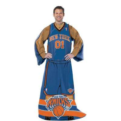 Knicks Multi-Color Polyester Uniform Comfy