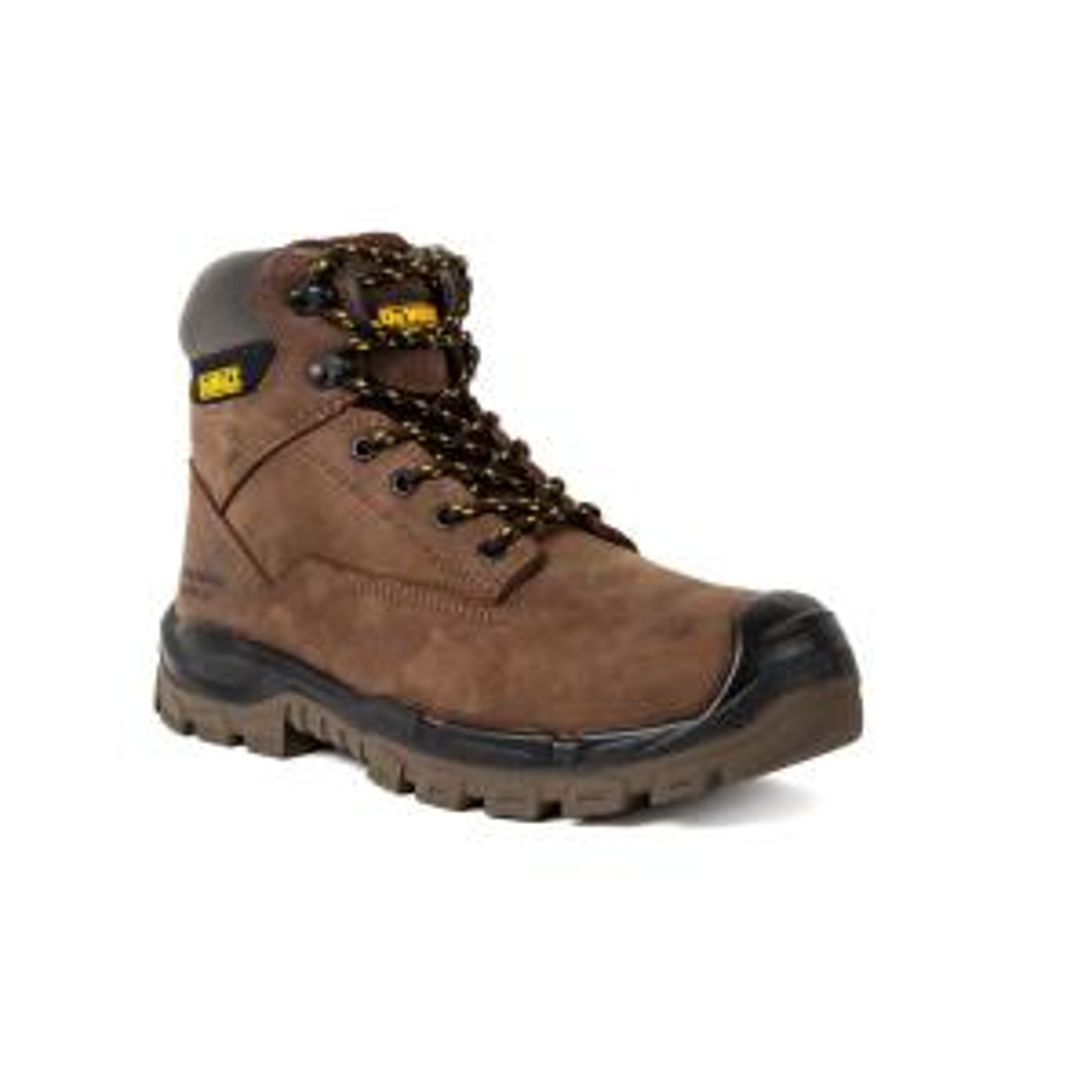 8ee1edded44 Carhartt Core Men's 13M Bison Brown Leather Waterproof Steel Safety ...