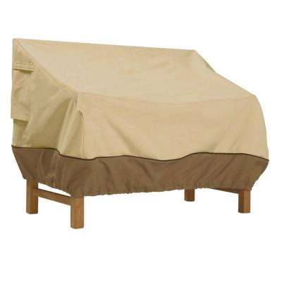 Veranda Cover For Hampton Bay Spring Haven Wicker Patio Loveseat