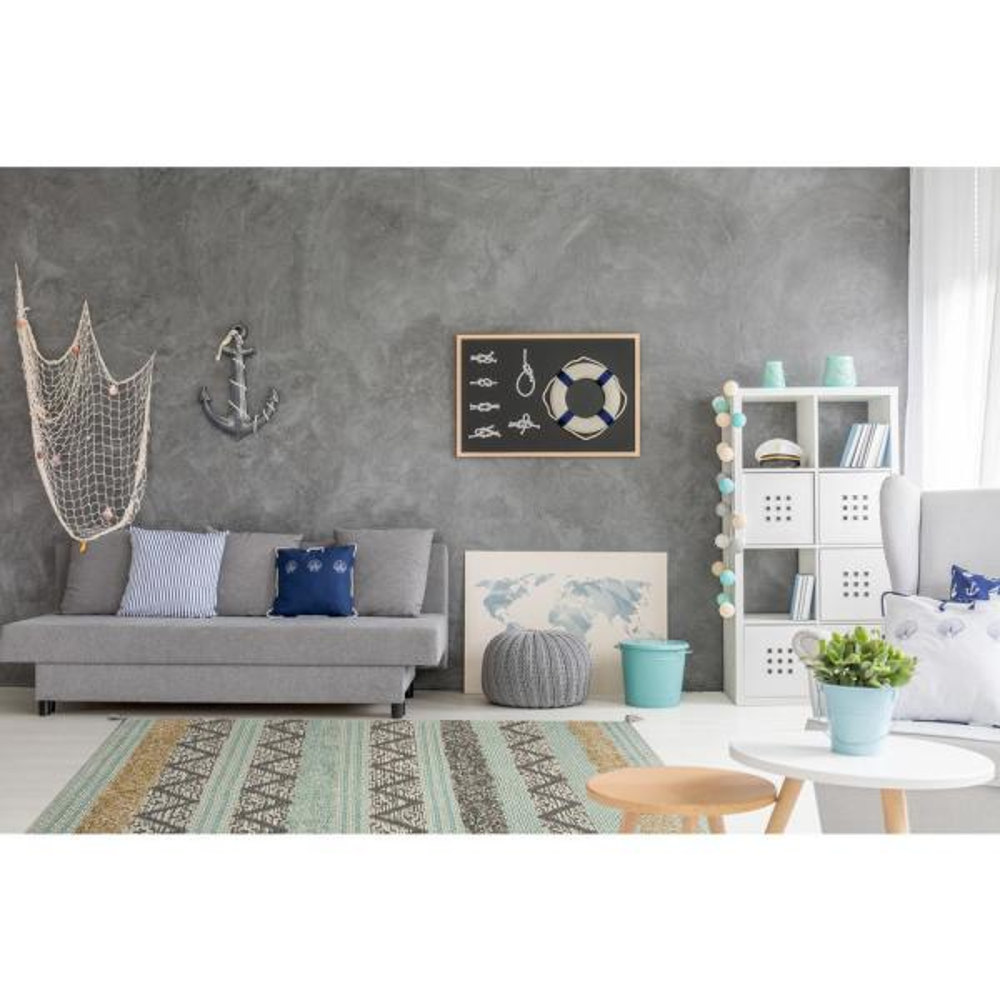 tassel wall decor.htm hang ten turquoise hermosa beach 5 ft x 7 ft area rug htm08535x7  hang ten turquoise hermosa beach 5 ft
