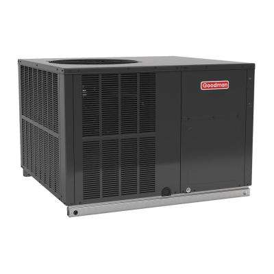 4 Ton 14 SEER R-410A Multi-Position Package Air Conditioner Heat Pump