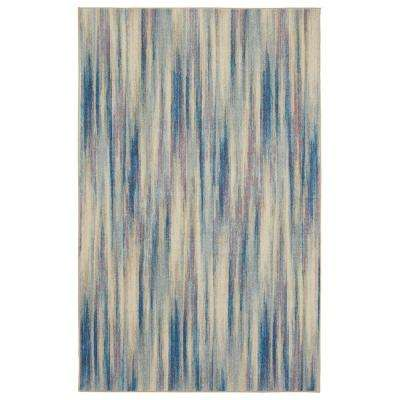 Kearney Denim 8 ft. x 10 ft. Indoor Area Rug