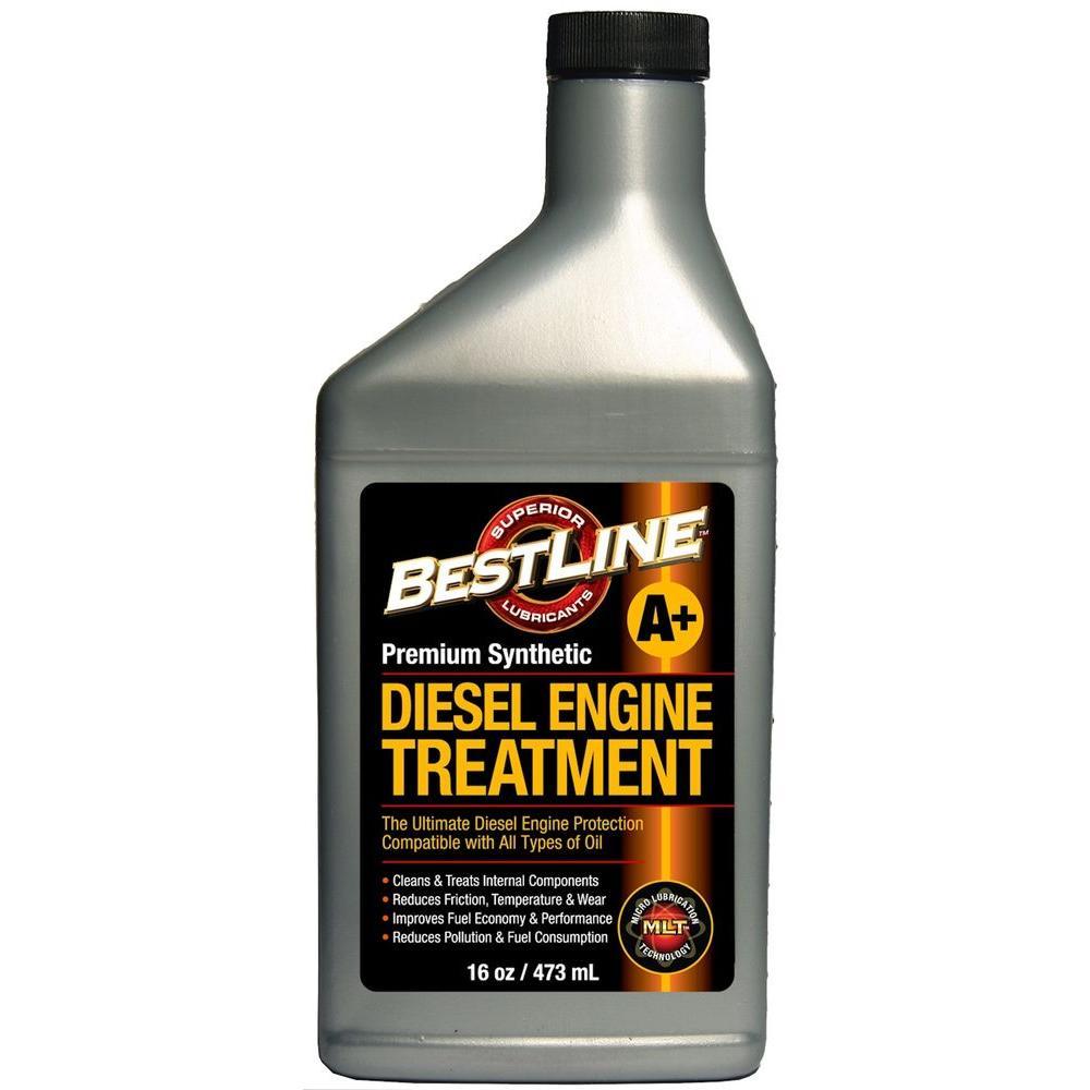 BestLine Lubricants 16 fl  oz  Gas Engine Treatment-25104- 04 - The