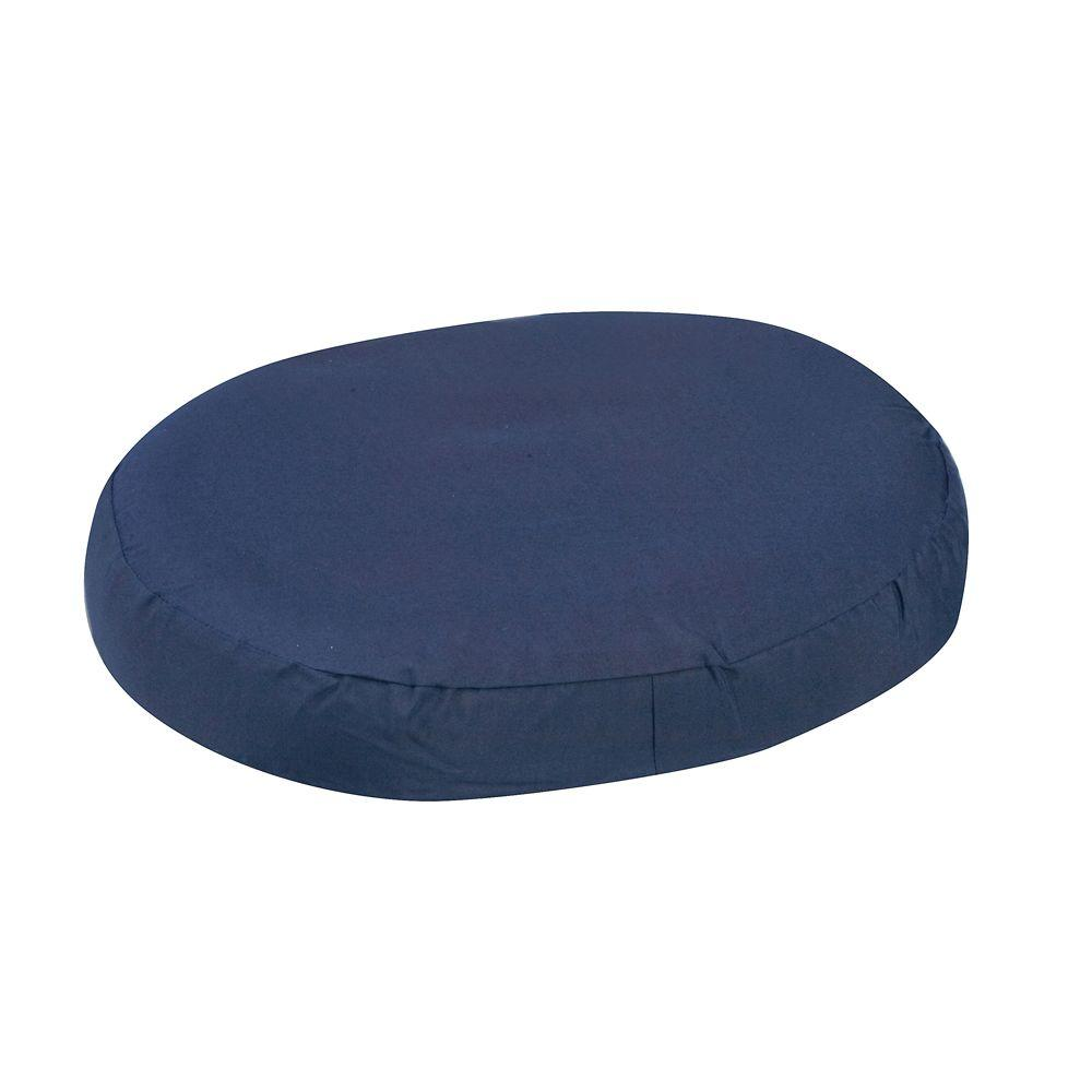 Duro-Med 16 Molded Foam Ring Cushion in Navy
