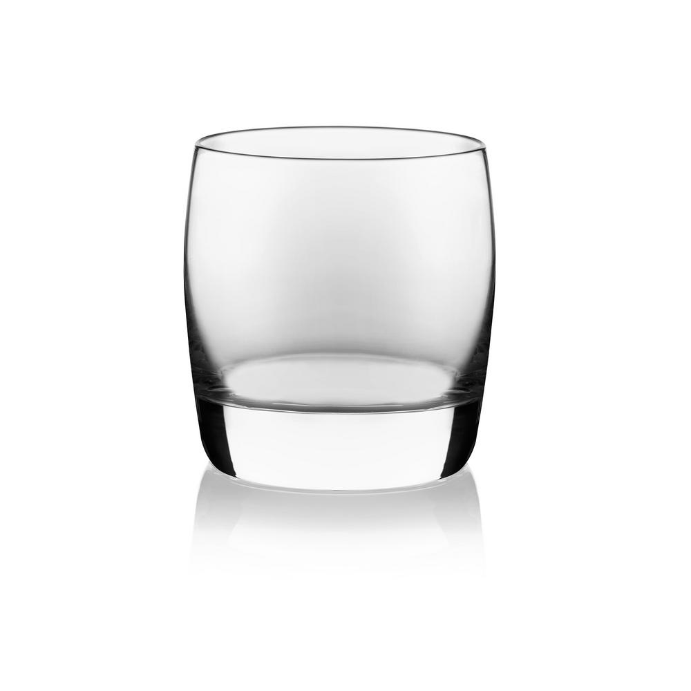 Signature Kentfield 4-Piece Rocks Glass Set
