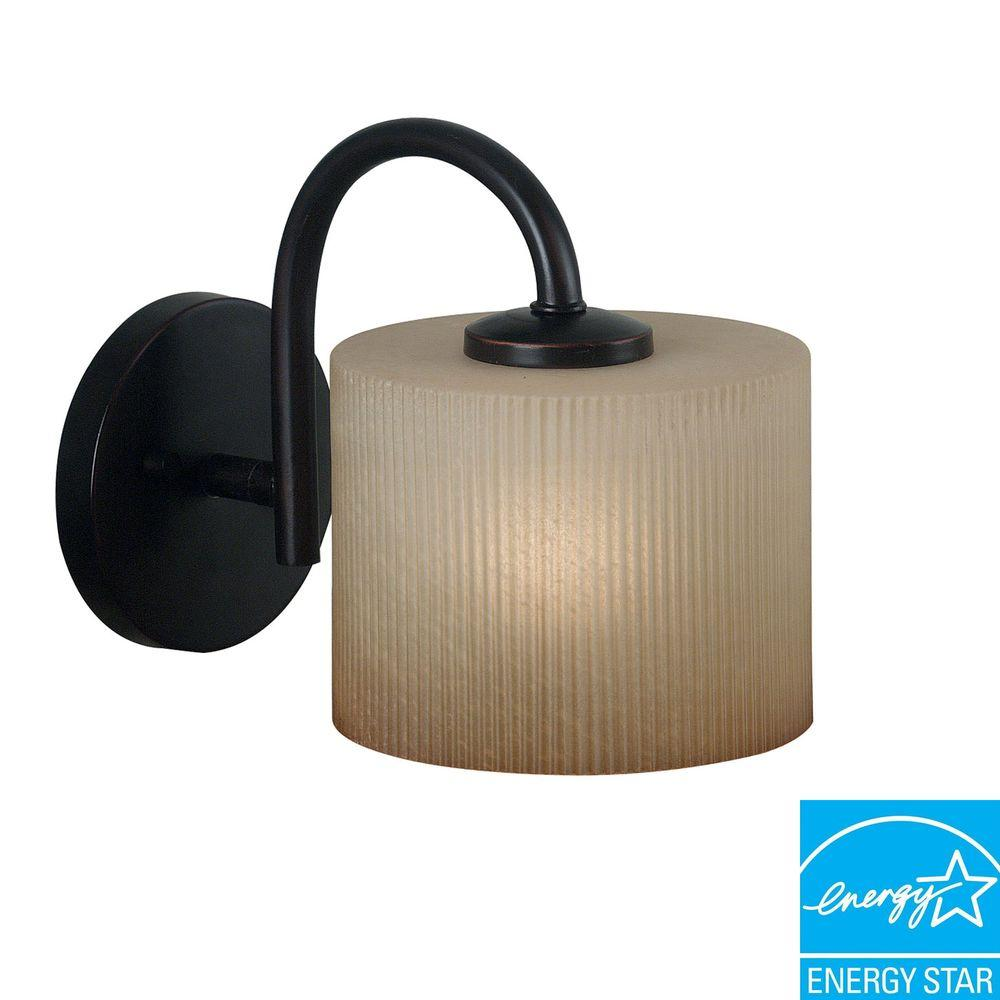 Matrielle 1 Light Oil Rubbed Bronze Sconce