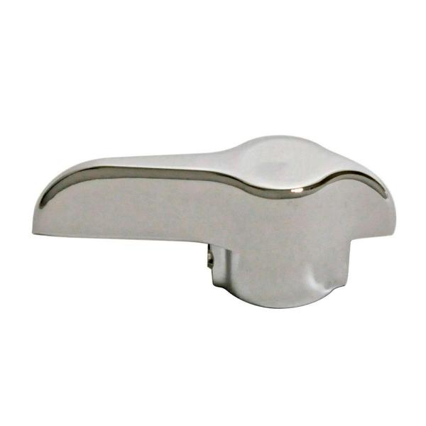 Universal Vise Grip Lever Handle in Chrome