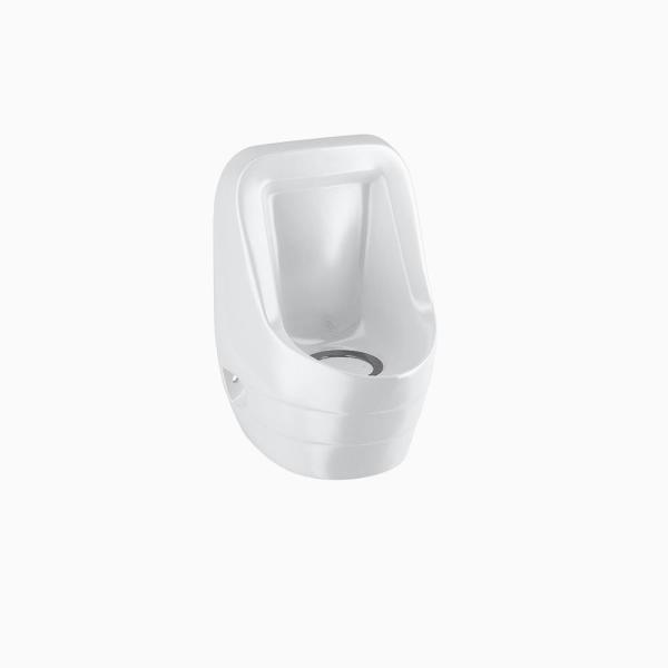 Waterless Touch-free Urinal in White