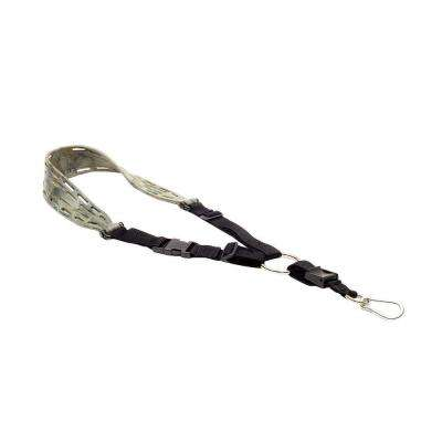 Universal Weed Trimmer and Utility Sling in Camo with Optimum Comfort