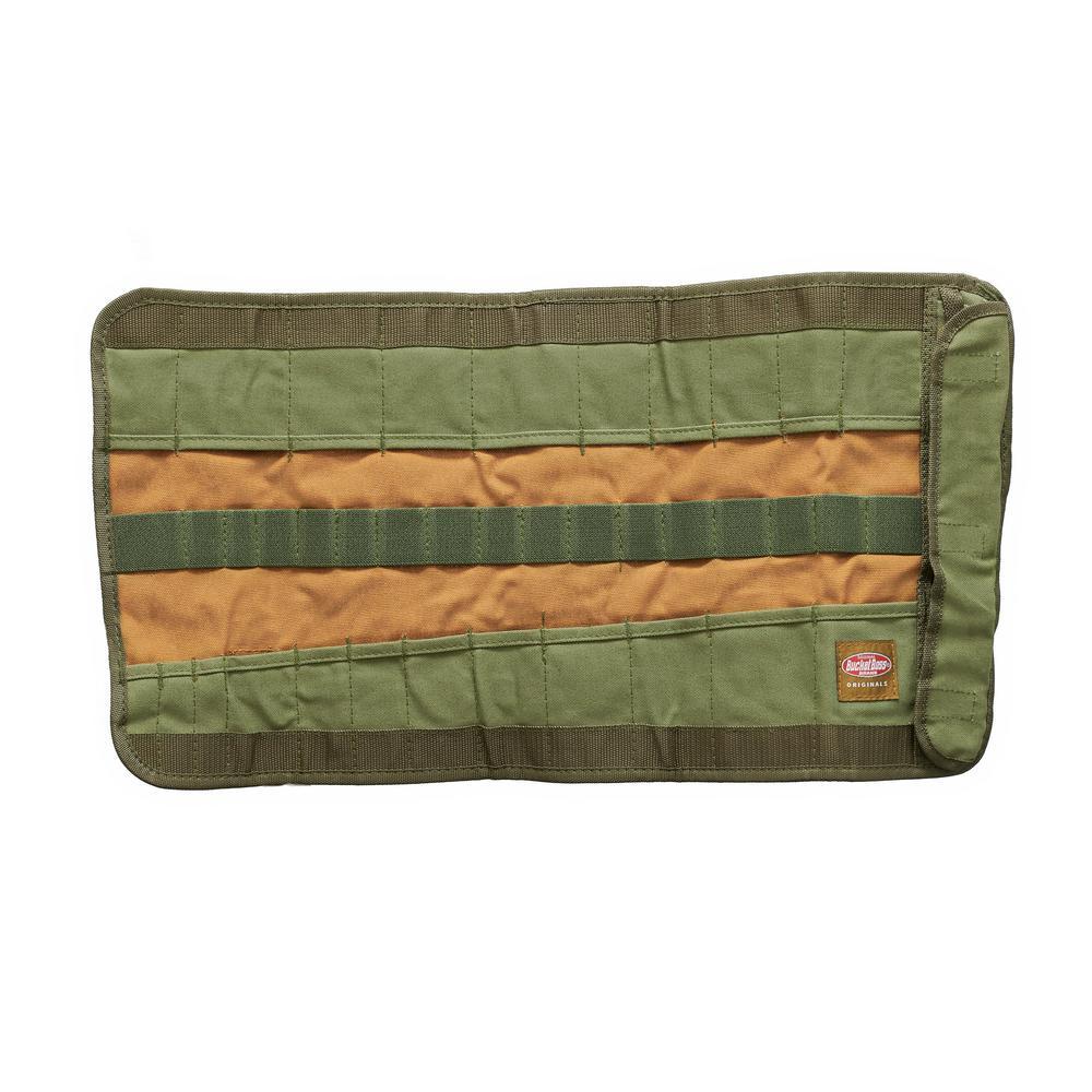 22-Pocket 26 in. Tool Bag Roll