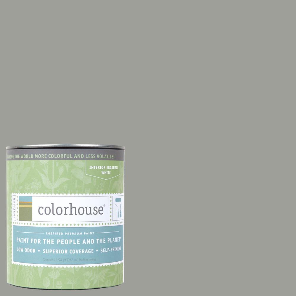1 qt. Metal .04 Eggshell Interior Paint