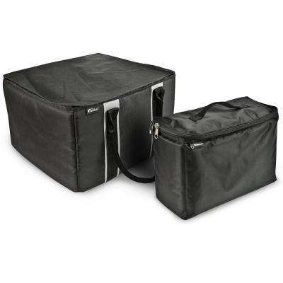 File Tote with Cooler Bag