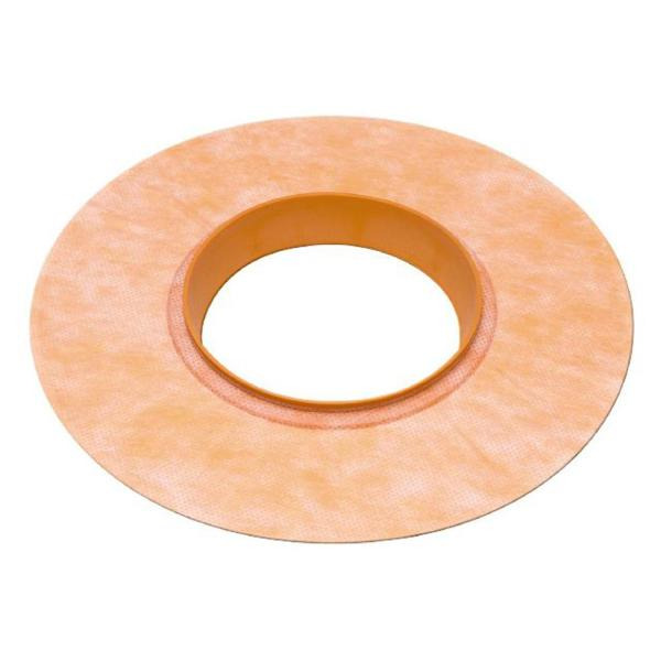 Kerdi-Seal-MV 4-1/2 in. Mixing Valve Seal with Rubber Gasket (10-Pack)