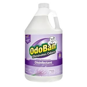 Odoban 1 Gal Lavender Disinfectant Laundry And Air