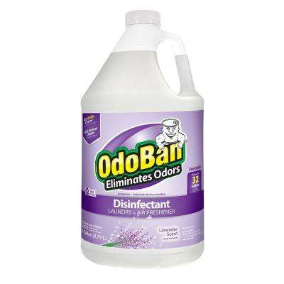 1 Gal. Lavender Odor Eliminator and Disinfectant Multi-Purpose Cleaner Concentrate