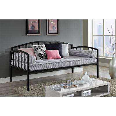 Ava Black Day Bed