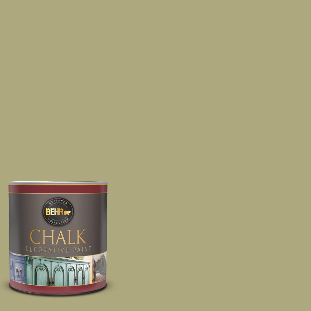 BEHR 1 qt. #BCP17 Picking Apples Interior Chalk Decorative Paint