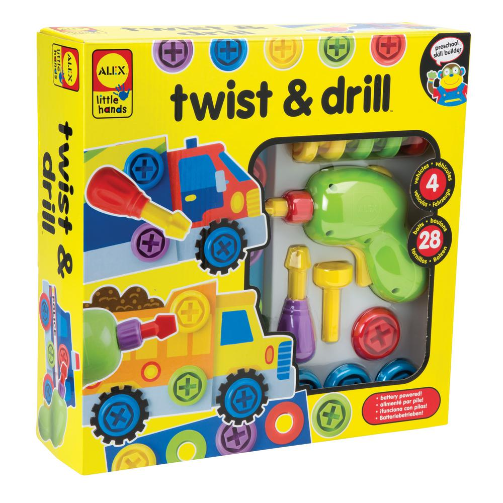 Little Hands Twist and Drill