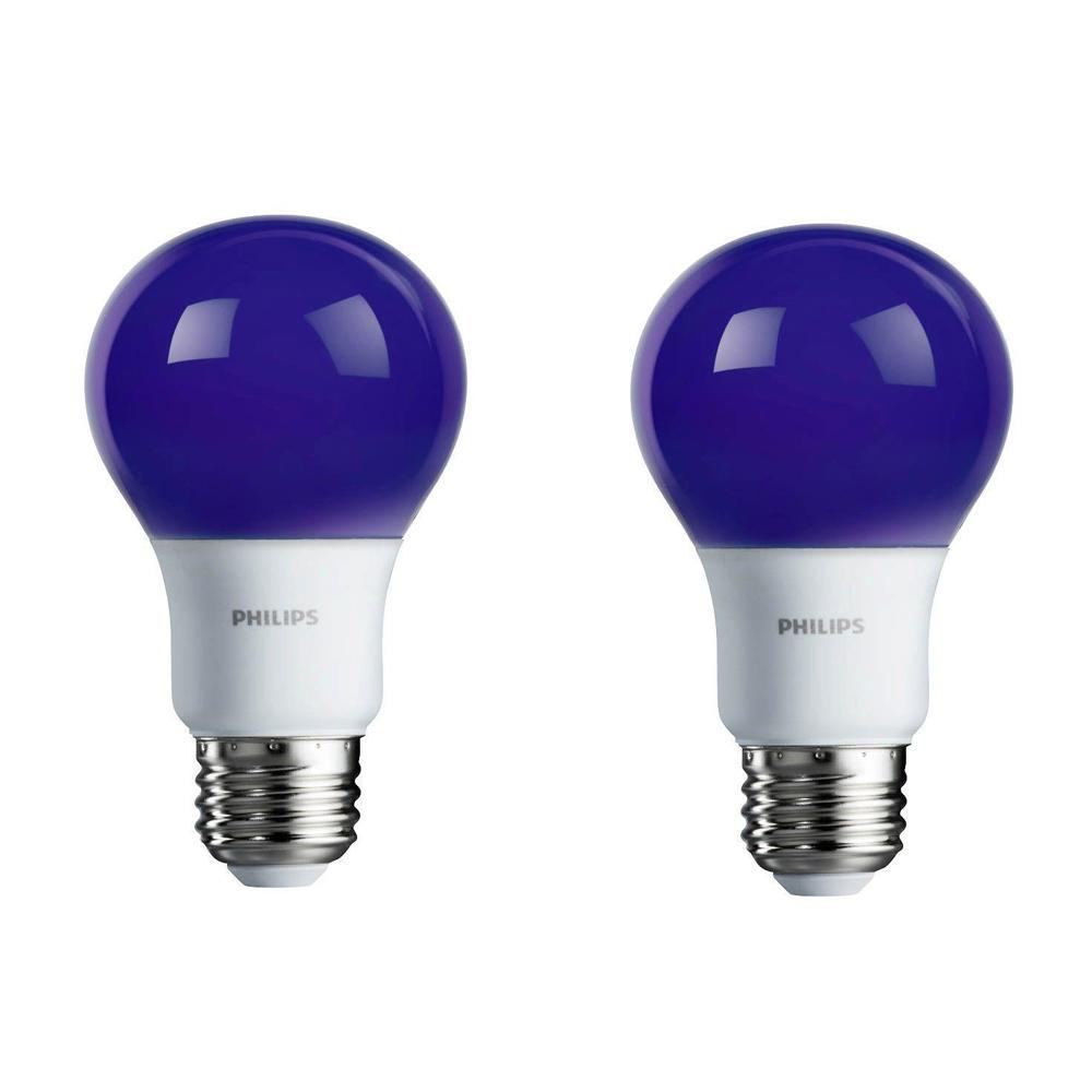 Home Depot Colored Light Bulbs