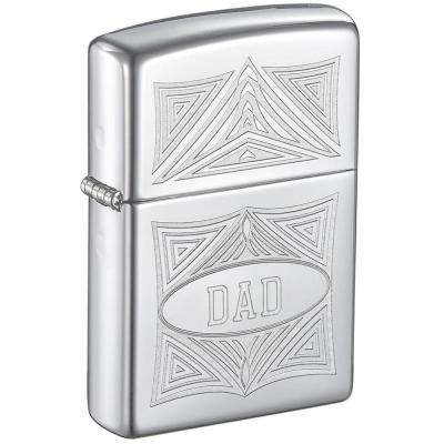 Zippo Abstract Design Father's Day Lighter