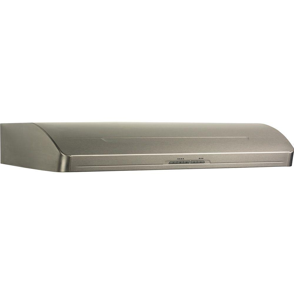 Elite E661 42 in. Range Hood in Stainless Steel
