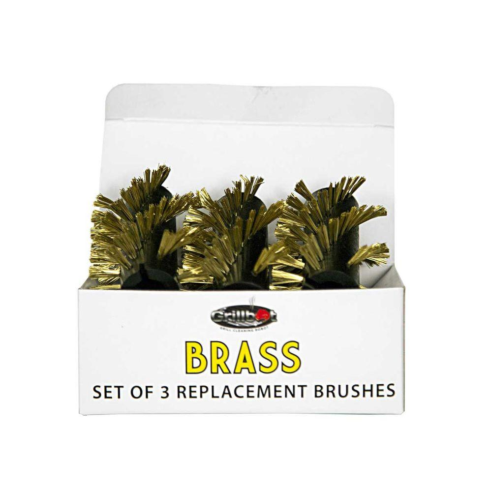 Grillbot Brass Replacement Brush
