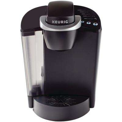 Classic K50 Black Single Serve Coffee Maker with Automatic Shut-Off