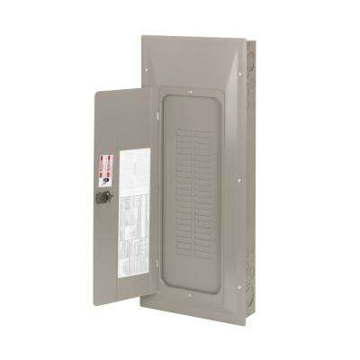 225 Amp 42-Spaces and 42-Circuits Type CH Outdoor Main Lug Loadcenter