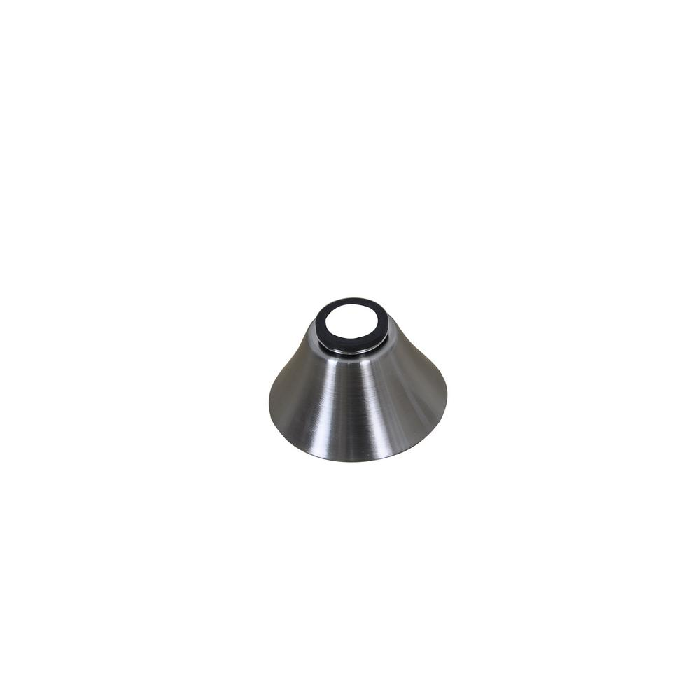 Home Decorators Collection Trentino II 60 in. Brushed Nickel Coupling Cover
