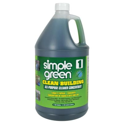 30 Seconds 1 Gal Outdoor Cleaner Concentrate The Home Depot