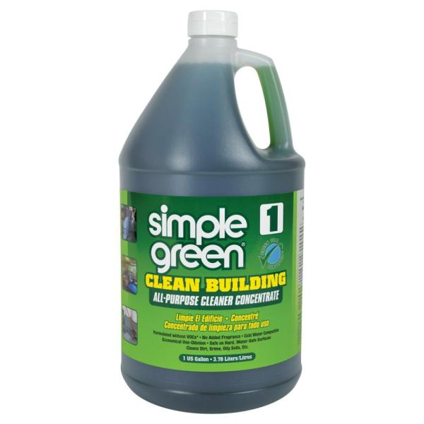 1 Gal. Clean Building All-Purpose Cleaner Concentrate