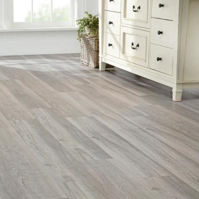 Coastal Oak 7.5 in. L x 47.6 in. W Luxury Vinyl Plank Flooring (24.74 sq. ft. / case)