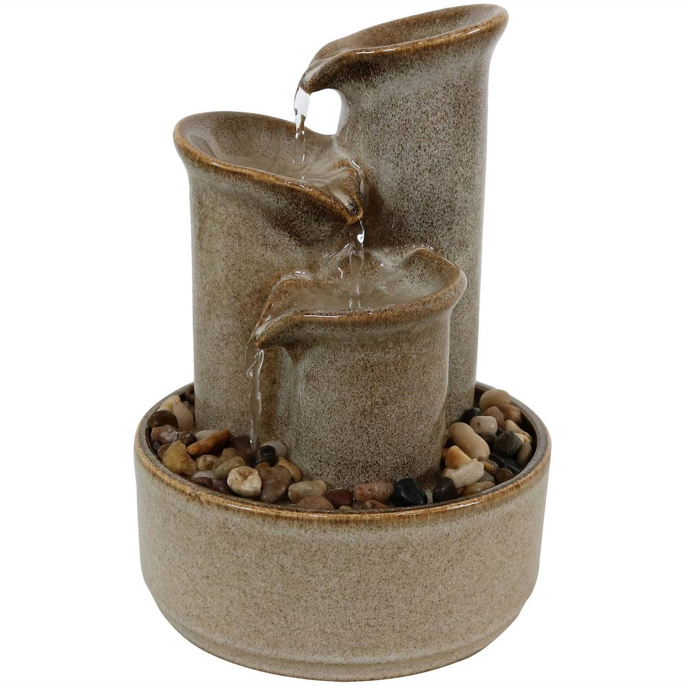 Sunnydaze Decor 10 In Carafe Ceramic