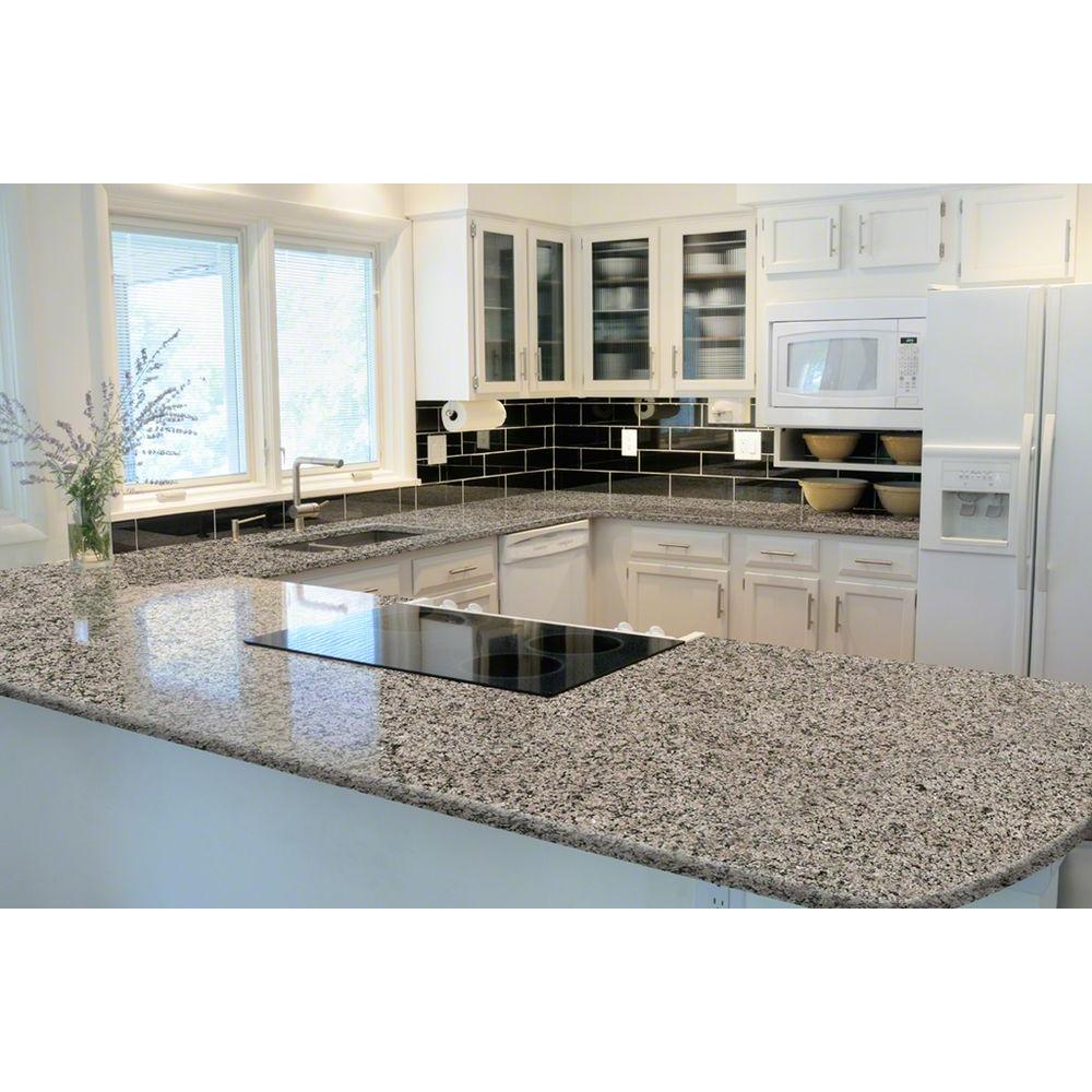- STONEMARK 3 In. X 3 In. Granite Countertop Sample In New Caledonia