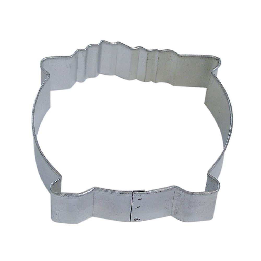 c592db39cb87 CybrTrayd 12-Piece Pot  O  Gold 3.5 in. Tinplated Steel Cookie Cutter    Recipe-RM-1166-12LOT - The Home Depot