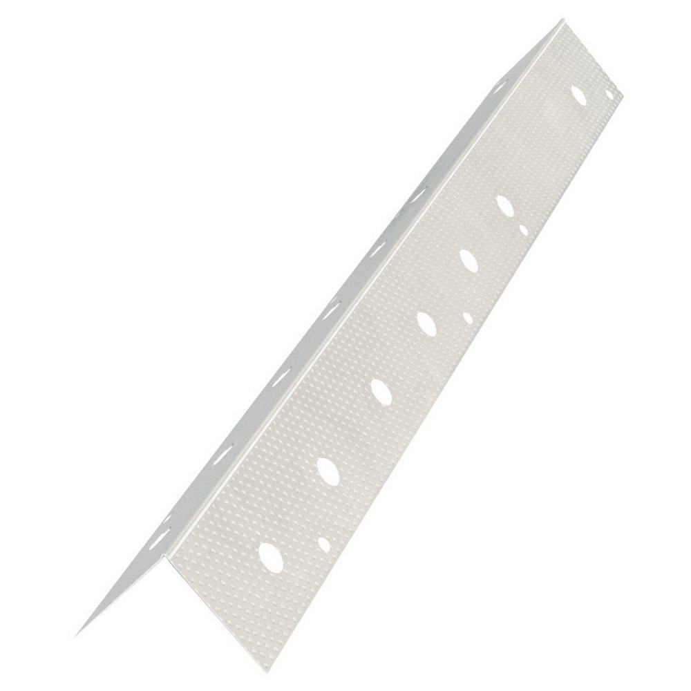 1-1/4 in. x 10 ft. Quicksilver Metal Corner Bead (50-Piece/Pack)
