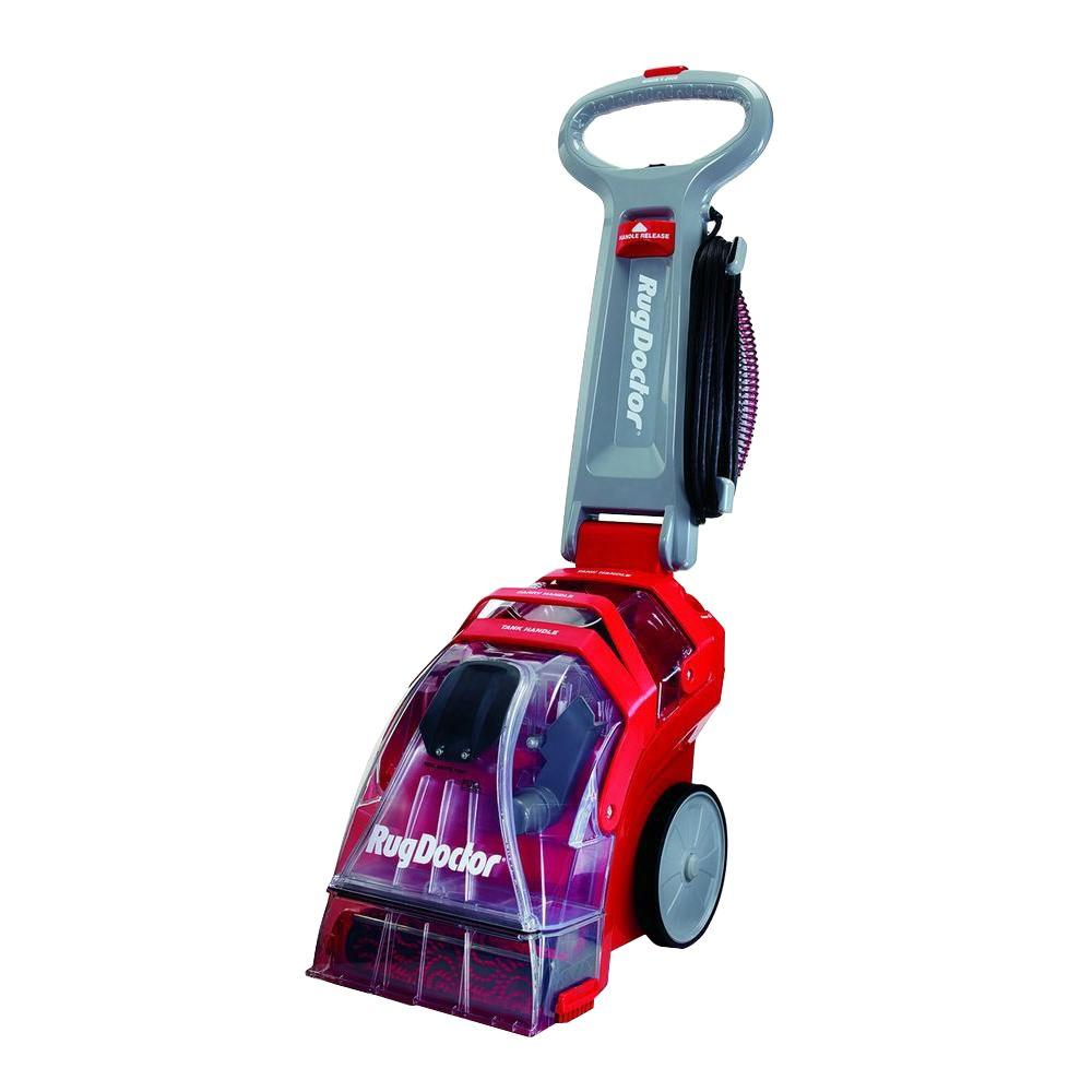 Rug Doctor Deep Upright Carpet Cleaner, Reds/Pinks
