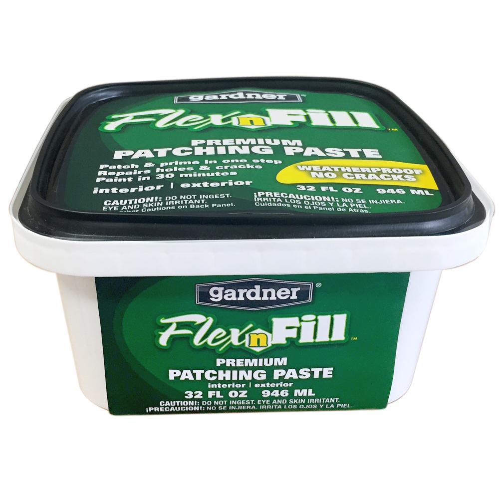 Gardner 32 Oz Flex 39 N Fill Premium Spackling Paste 8878