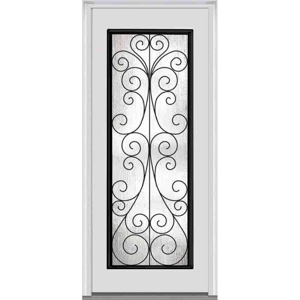 White - Mediterranean - Composite - Front Doors - Exterior Doors ...