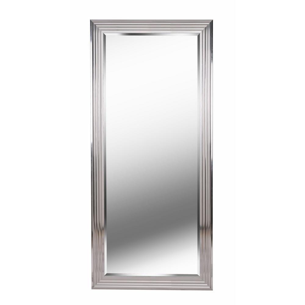 Kenroy Home Lyonesse Rectangle Floor Leaner Mirror-60318 - The Home ...