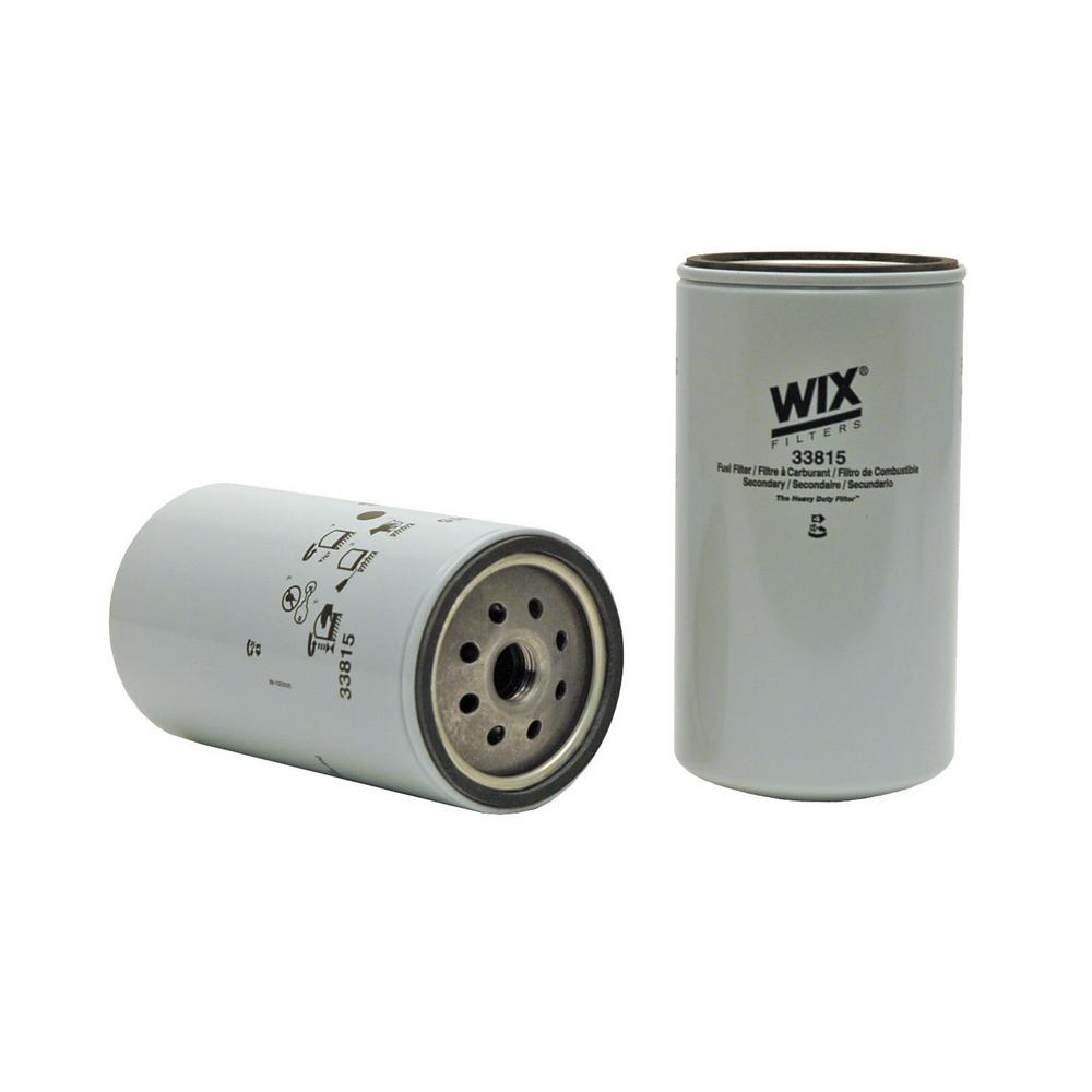 Wix Fuel Filter - Secondary-33815 - The Home Depot | Wix Fuel Filter Catalog |  | The Home Depot