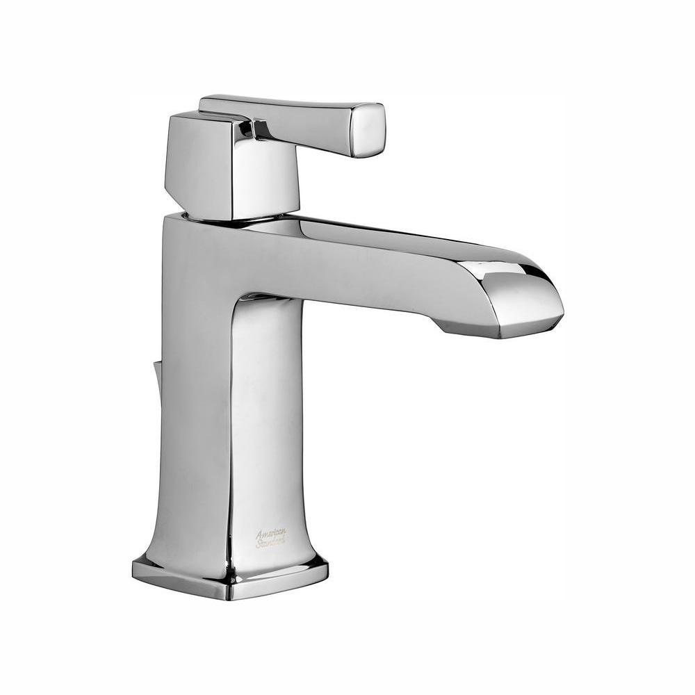 American Standard Townsend Single Hole Single-Handle Bathroom Faucet with Speed Connect Drain in Polished Chrome