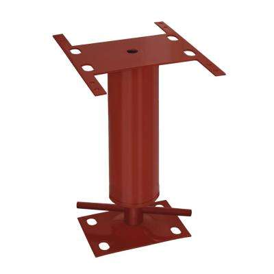 16 in. Adjustable Mobile Home Jack Post