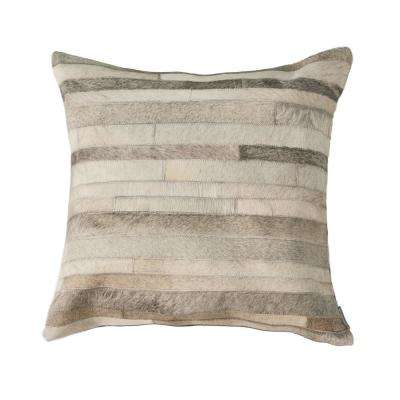 GRAY Throw Pillows Decorative Pillows Home Accents The Home Fascinating Gray And Beige Decorative Pillows