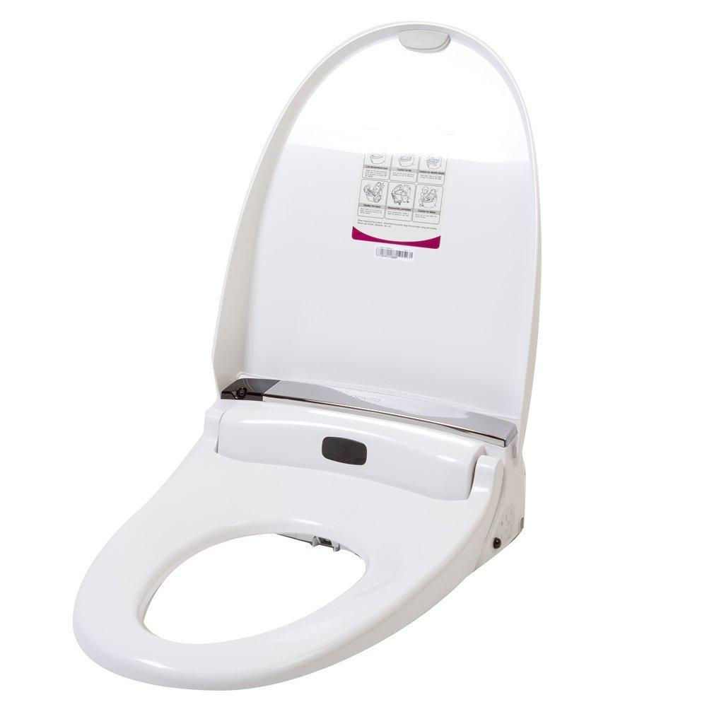 Magnificent Kohler Novita Electric Bidet Seat For Elongated Toilets With Remote Control In White Ocoug Best Dining Table And Chair Ideas Images Ocougorg